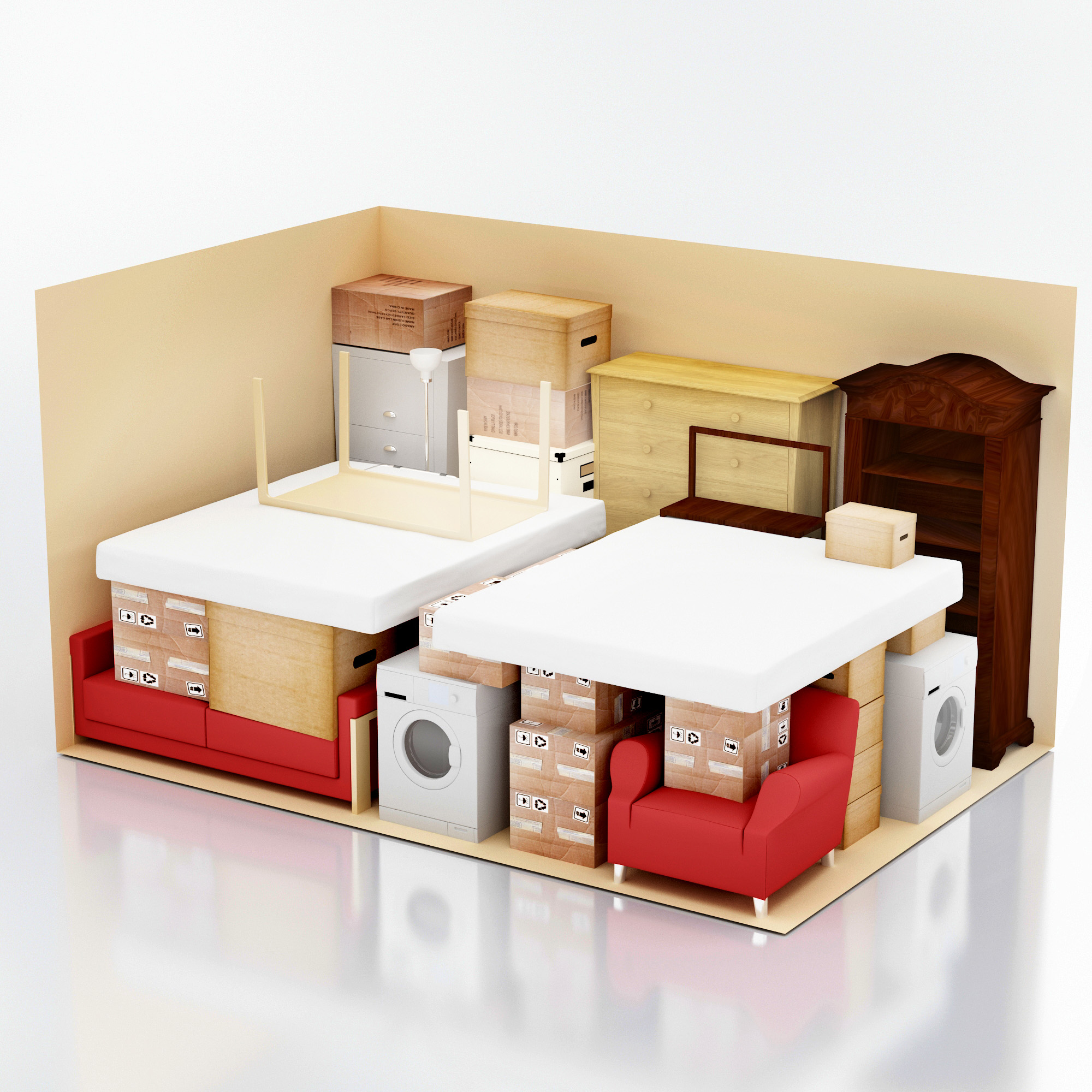 Storage model
