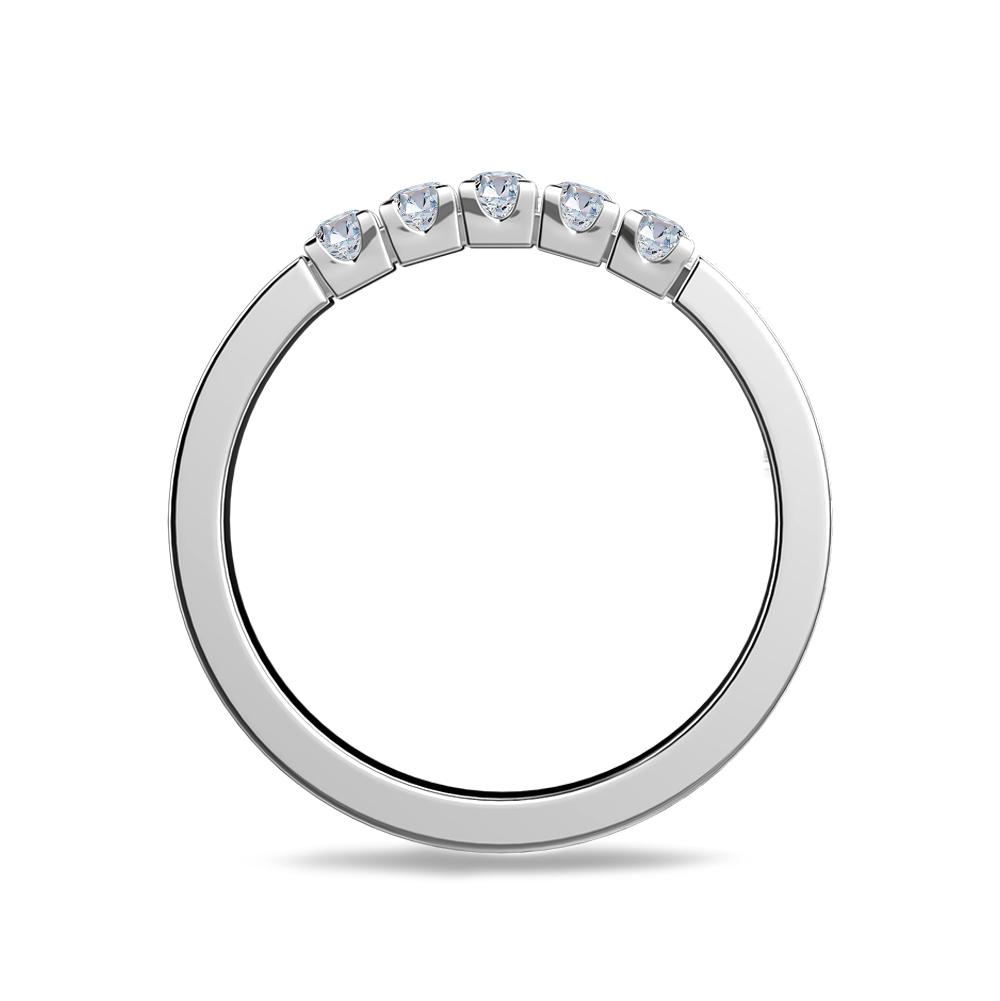 5 stone ring model