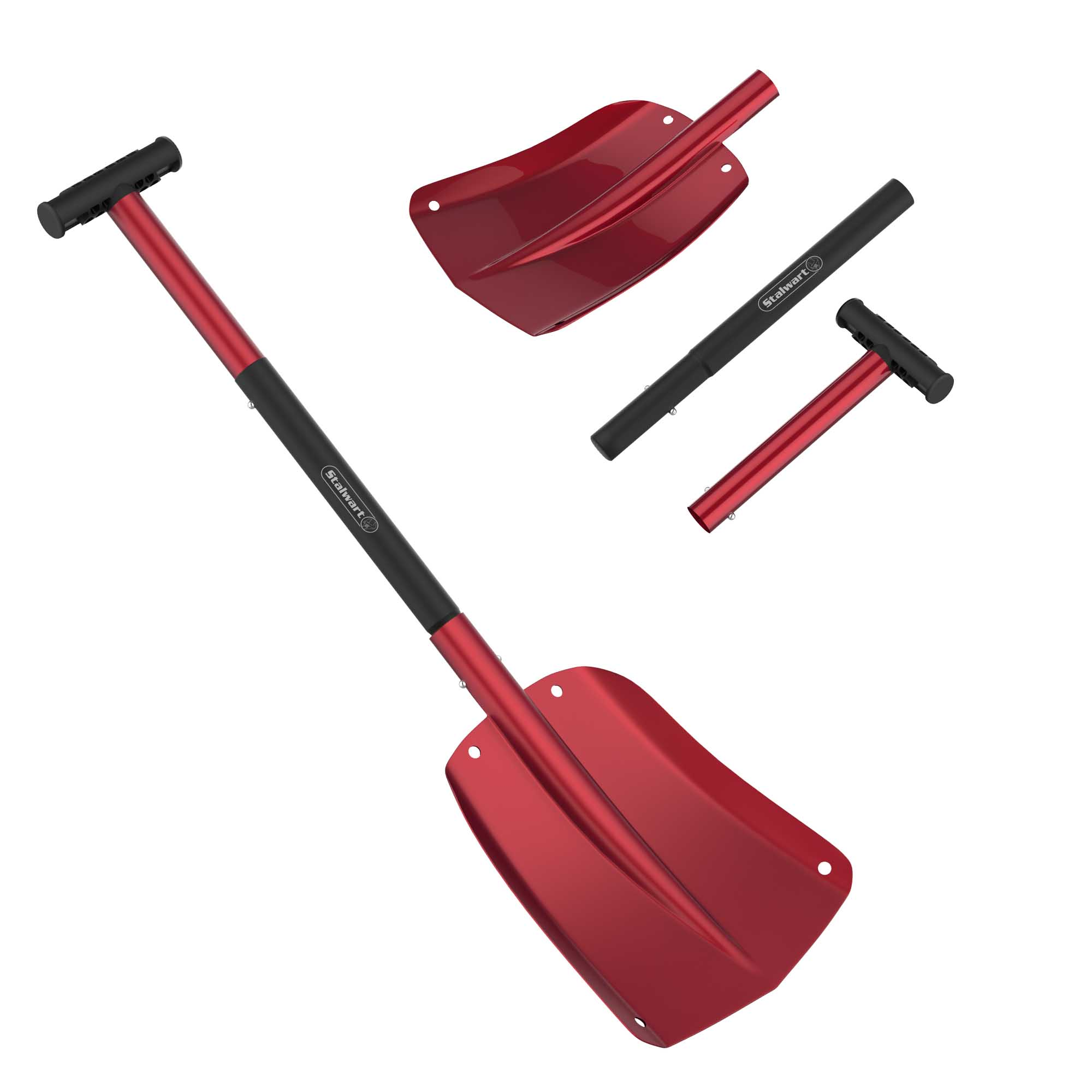Aluminum Adjustable Shovel