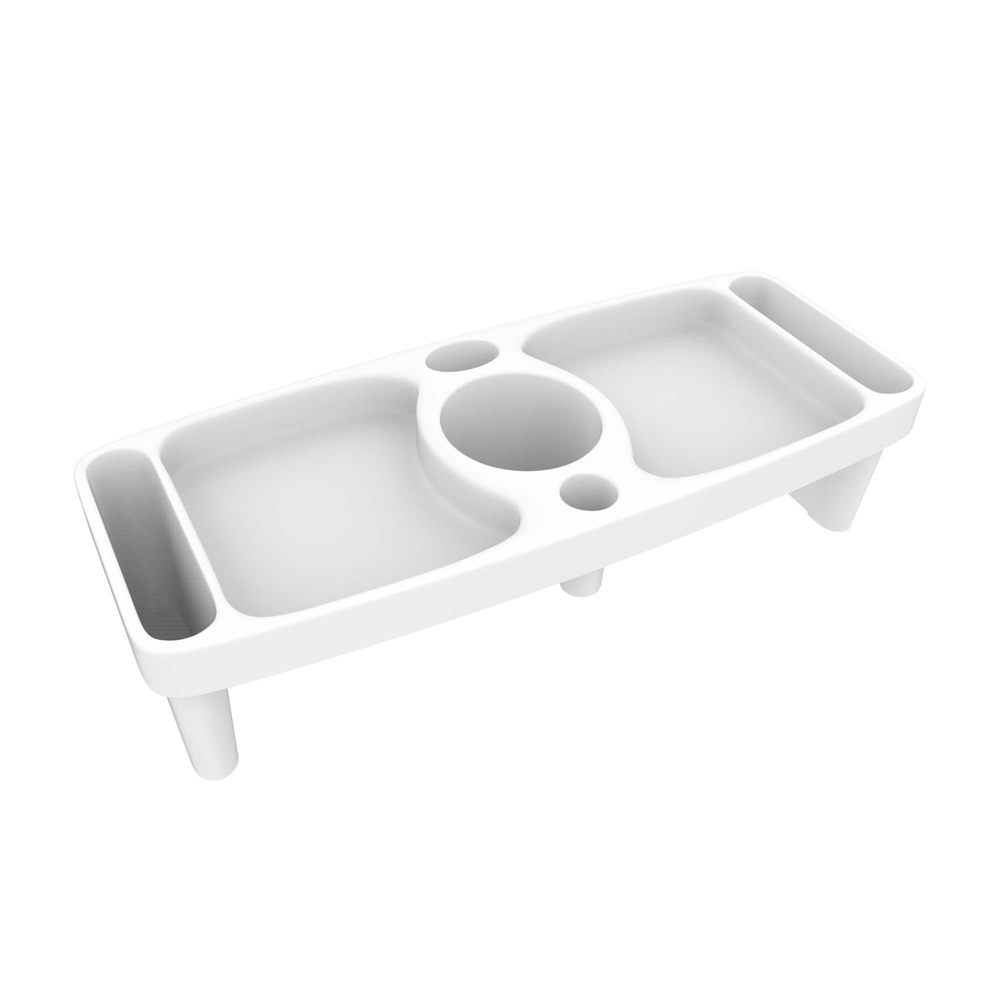 Compact lap tray