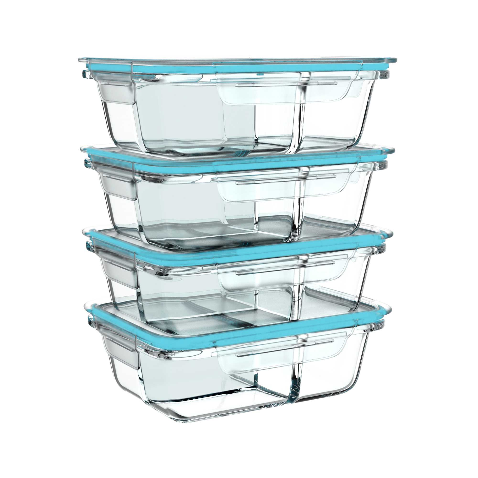 Glass Food Storage 3
