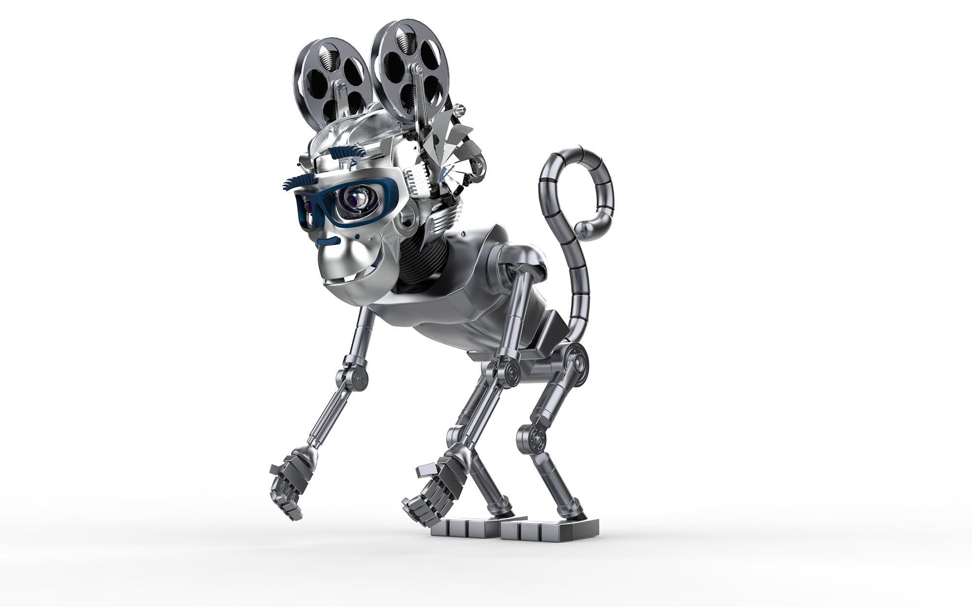 Monkey Robot