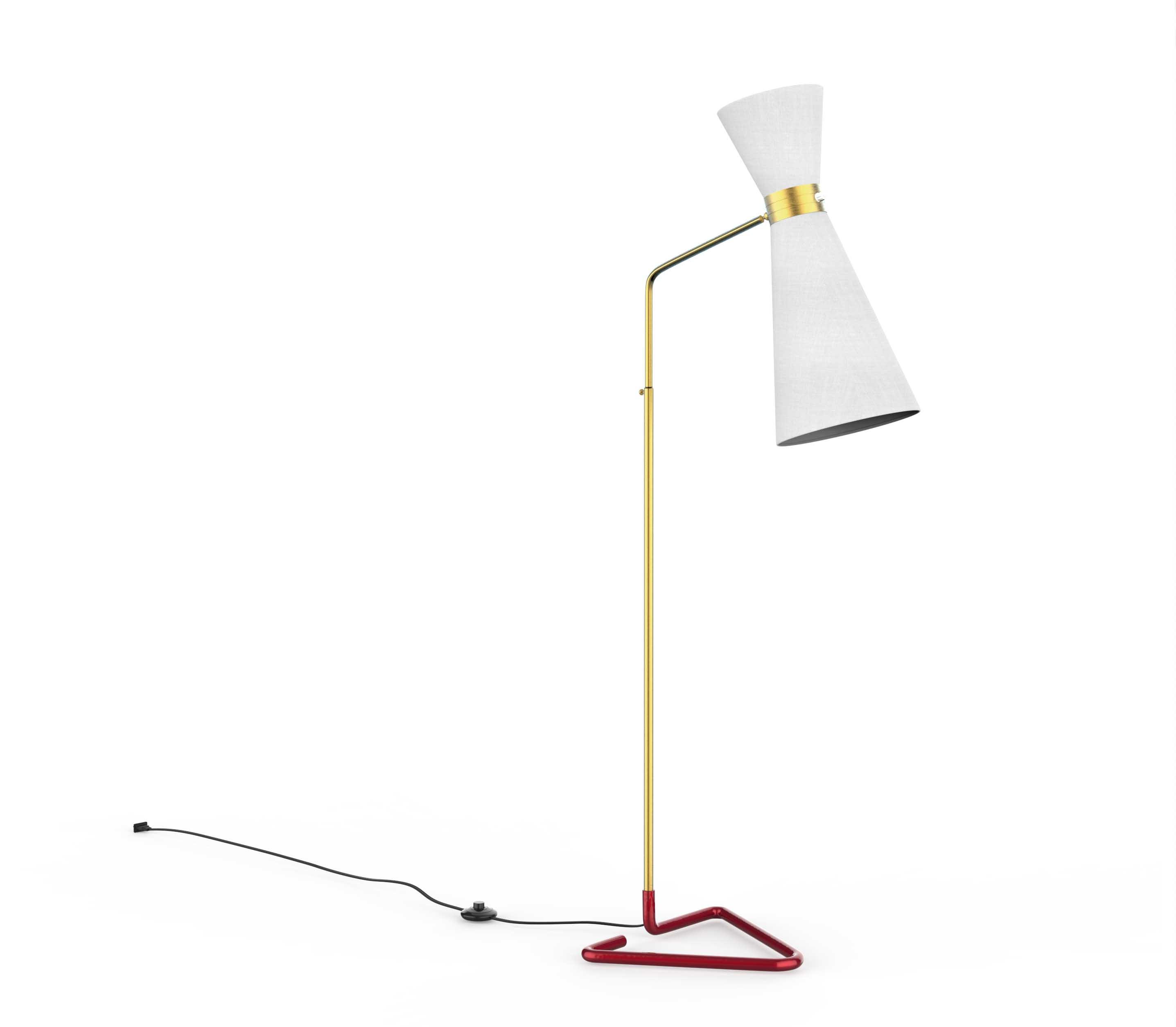 Floor lamp Diablo 3D prodct