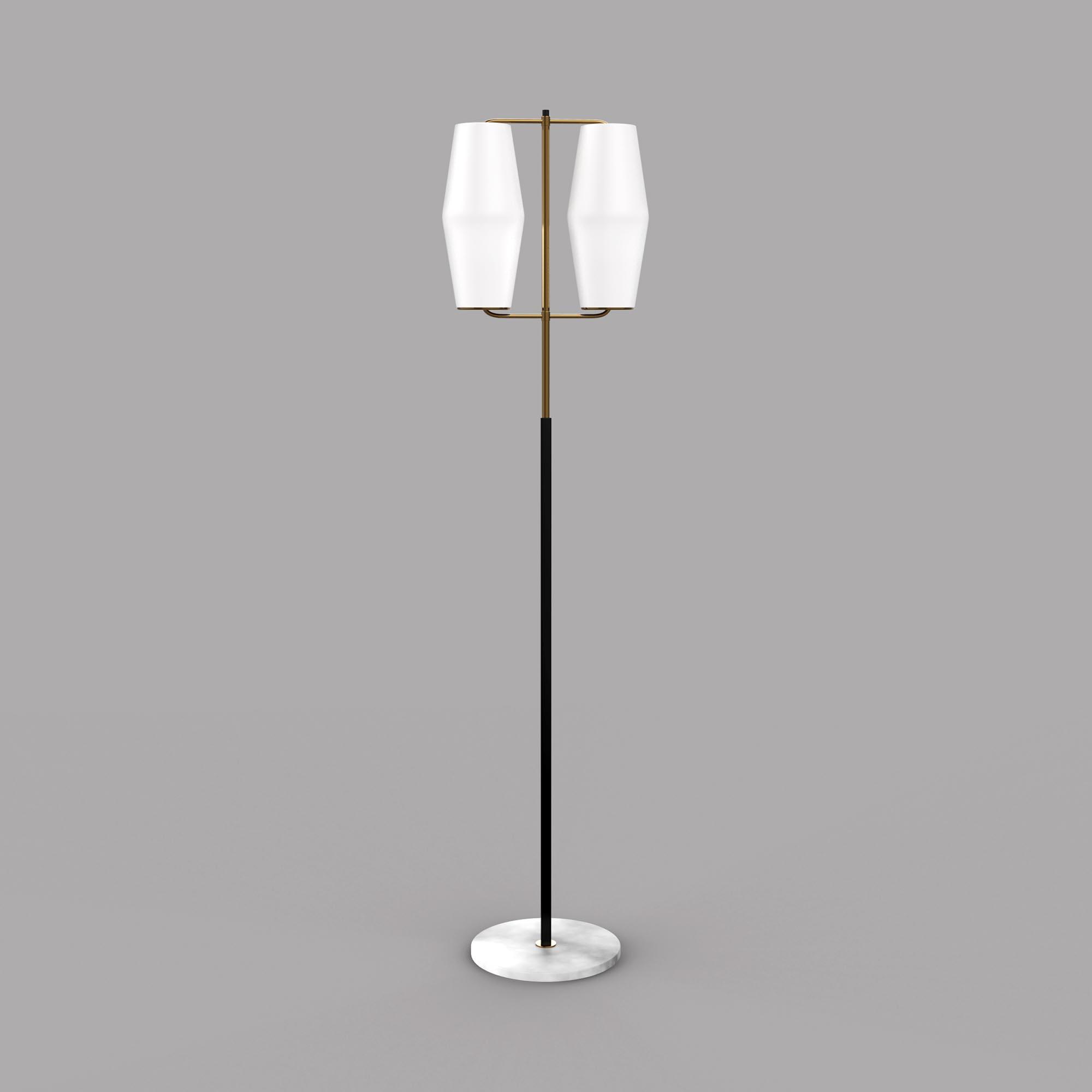 Modern Elegant Lamp - 3D Model