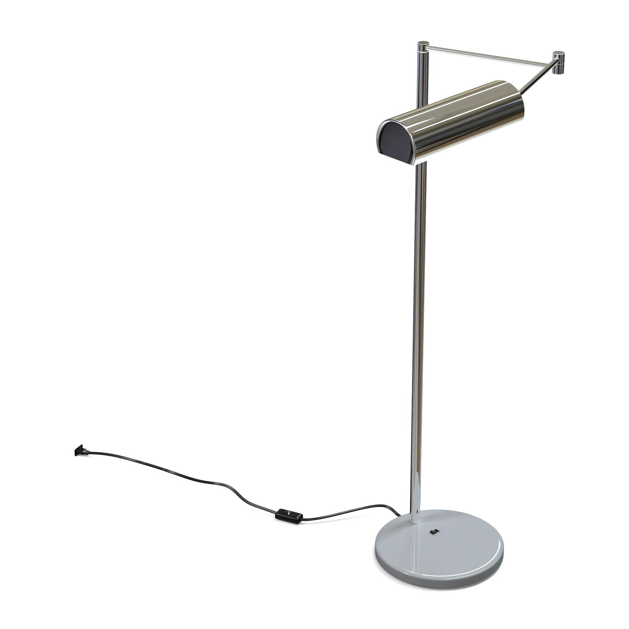 Modern Elegant Standing Lamp - 3D Model