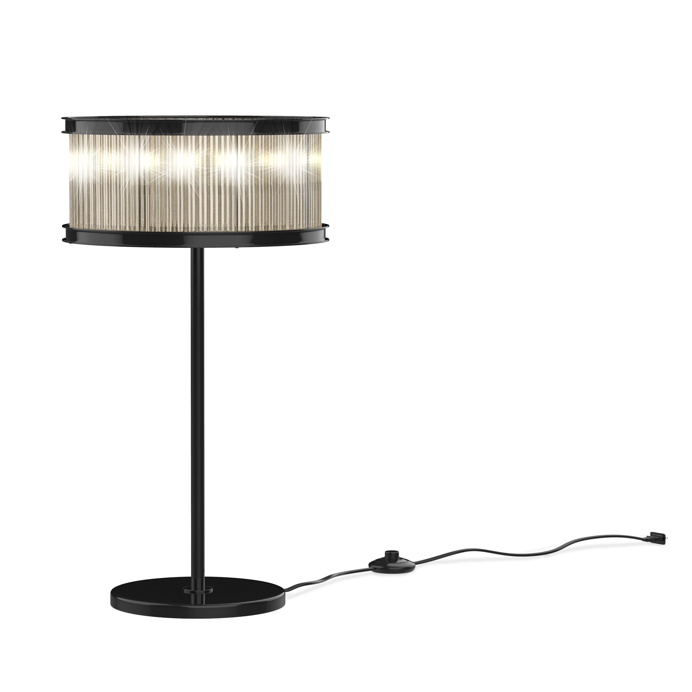 Chafford Glass Rod Table Lamp - 3D Model