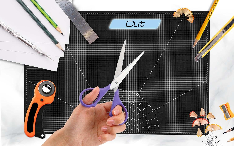 Cutting Board Cut and Draw
